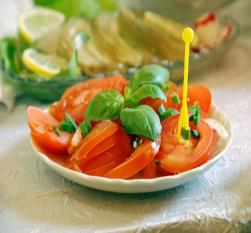 Download Tomates deliciosos foto de stock. Imagem de frescor, appetizing - 12806570