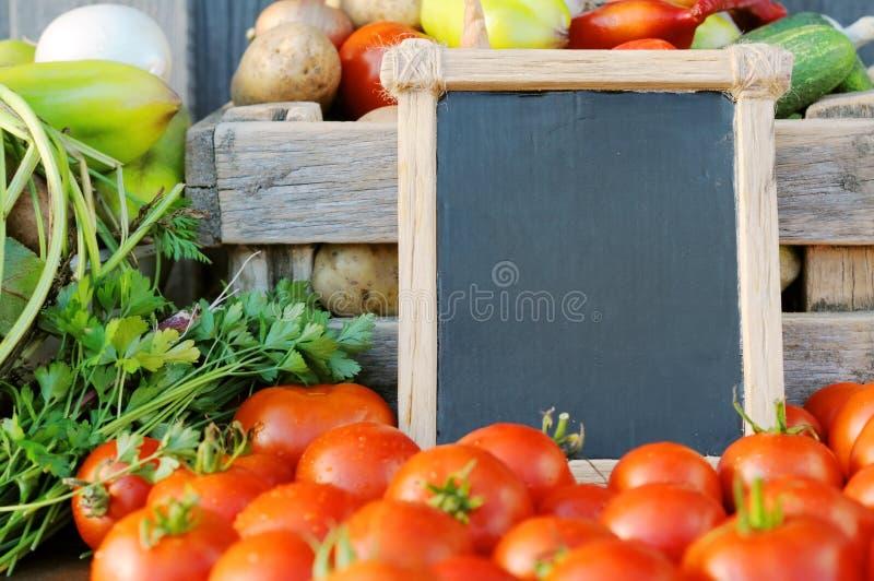 Tomates e preço imagens de stock royalty free