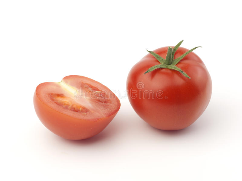 Tomates rouges photo libre de droits