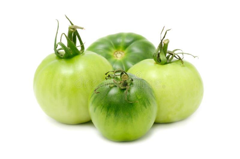Tomates verdes fotos de stock