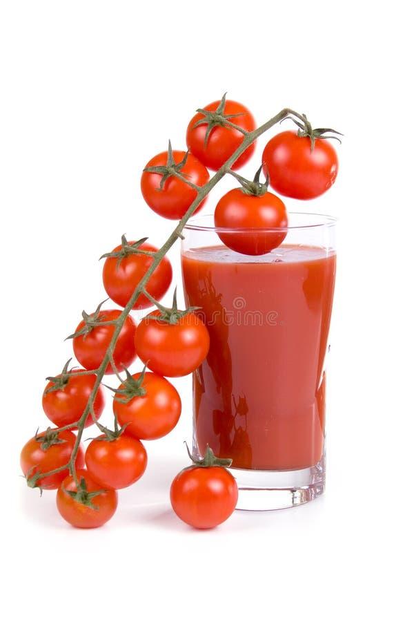 Tomatesaft stockfotos