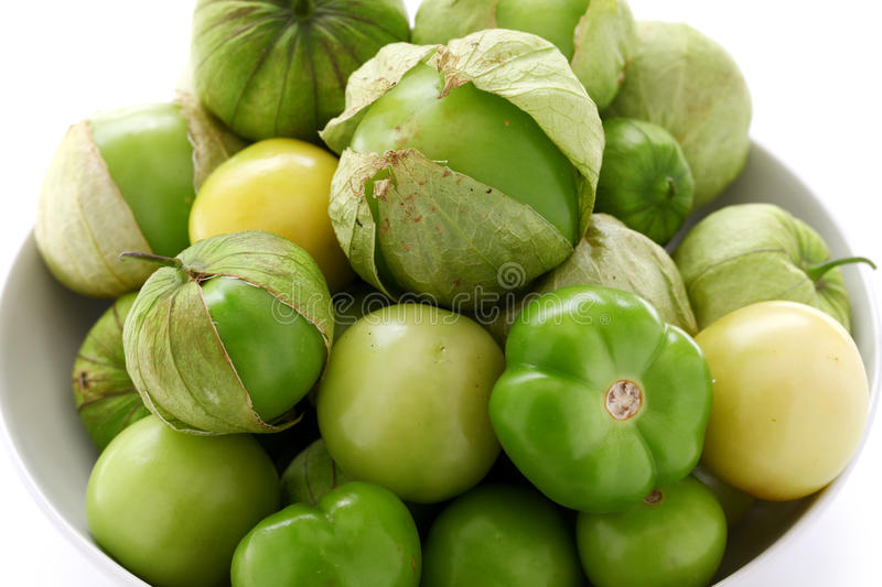 Tomatillo images stock