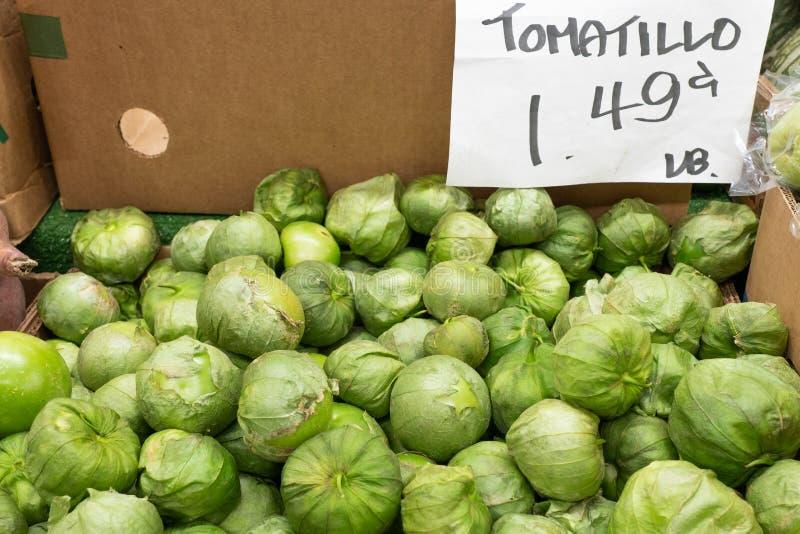 Tomatillos for stock photos