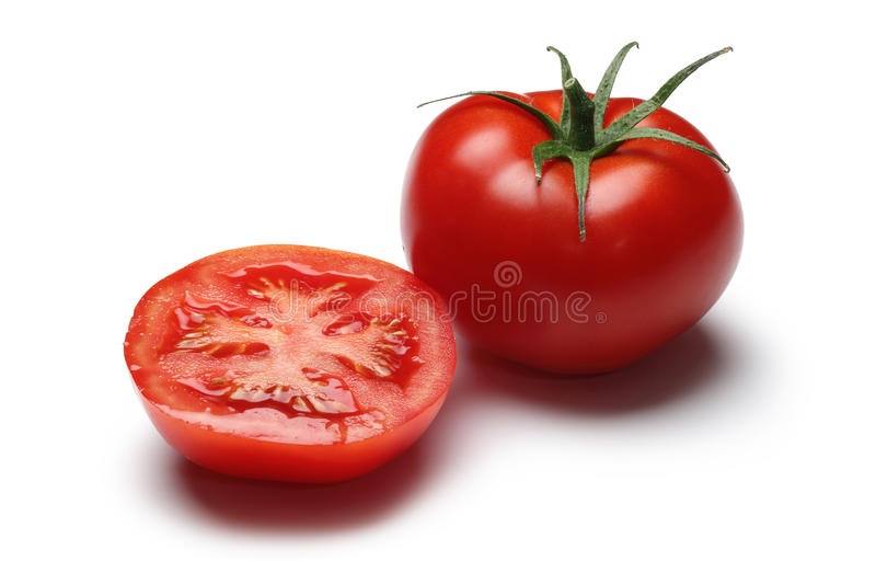 Download Tomato stock image. Image of half, fruits, eating, object - 22541181