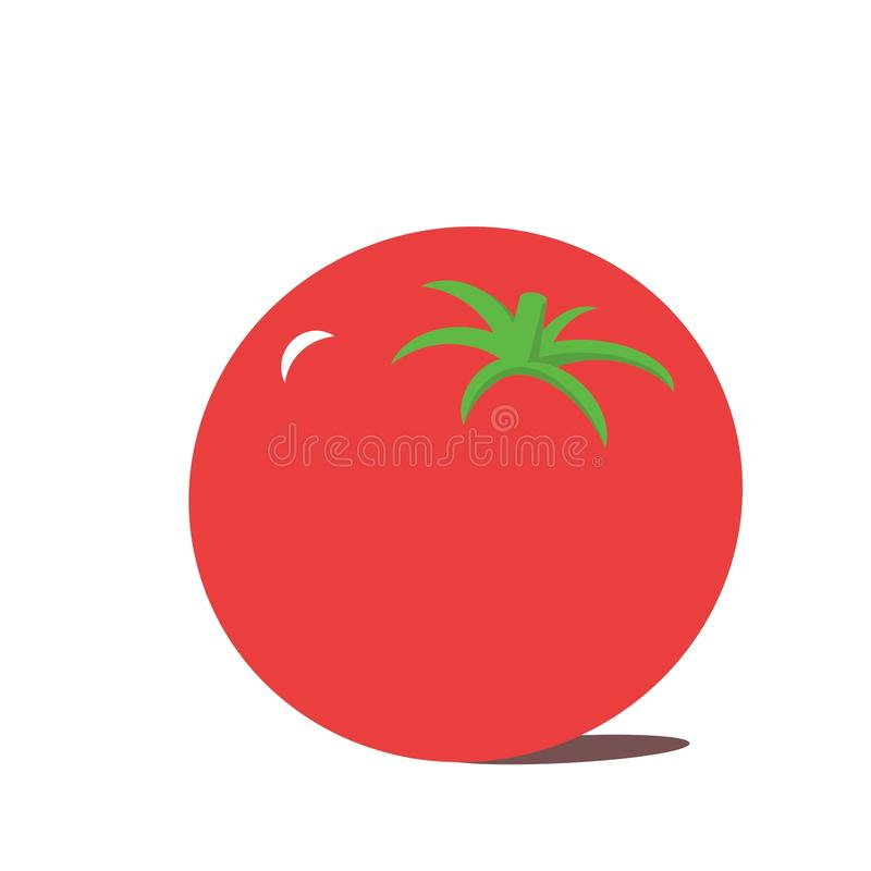 Tomato clip art royalty free stock images