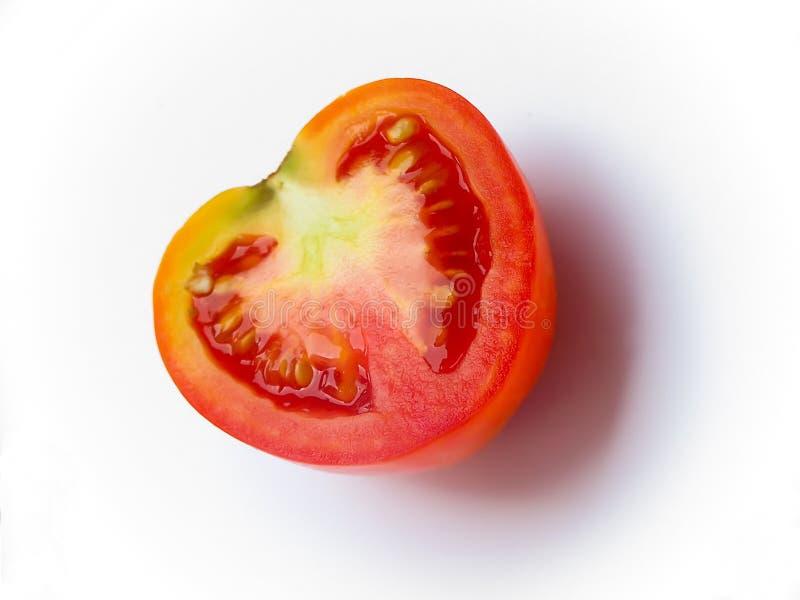 Tomato Half royalty free stock photos