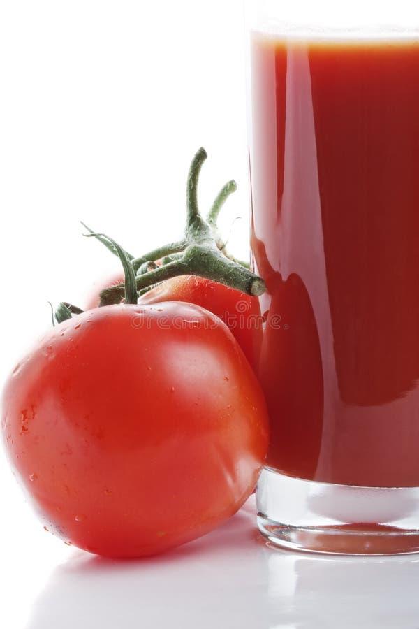 Tomato and juice