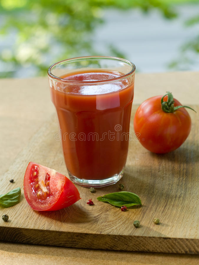 Download Tomato juice stock photo. Image of table, refreshment - 15855024