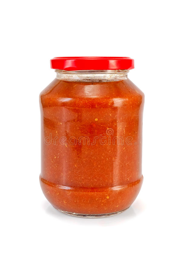 Tomato Ketchup Royalty Free Stock Images
