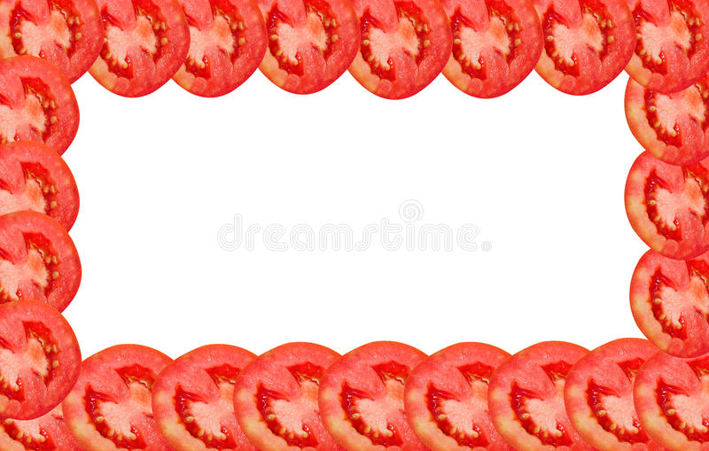 Tomato Slice Royalty Free Stock Photos