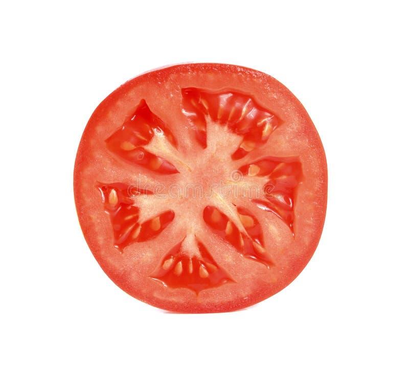 Free Tomato Slice Isolated On White Background Royalty Free Stock Images - 175302469