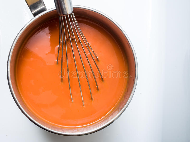 Download Tomato Soup stock image. Image of stovetop, food, cooking - 28631377