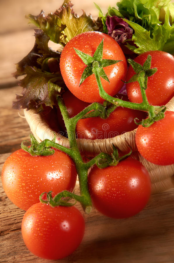 Download Tomato And Vegetables stock photo. Image of food, object - 22869282