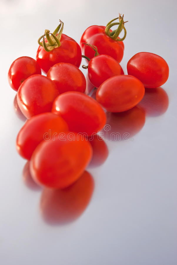 Download Tomatoes stock photo. Image of mediterranean, cherry - 15302390