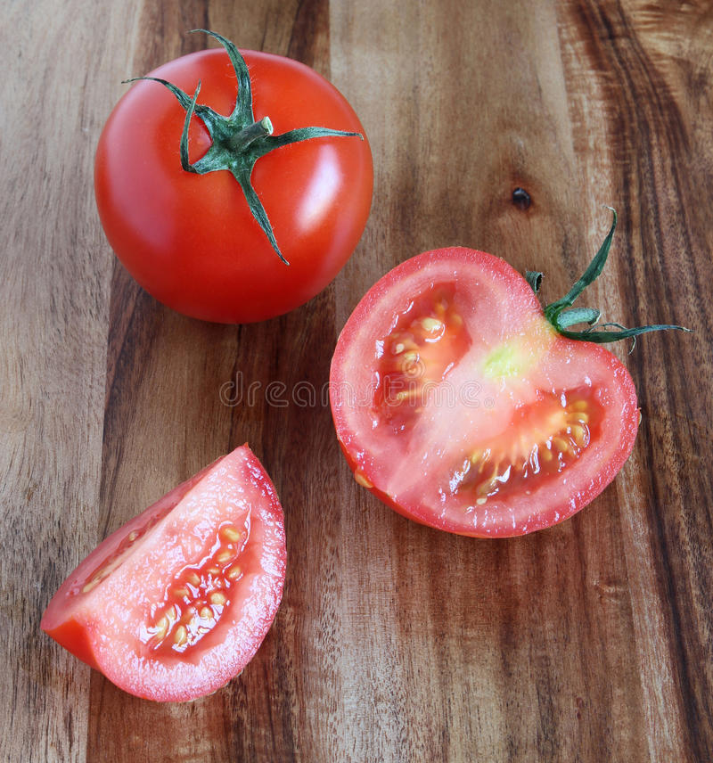 Download Tomatoes whole and cut stock image. Image of edible, natural - 21916691