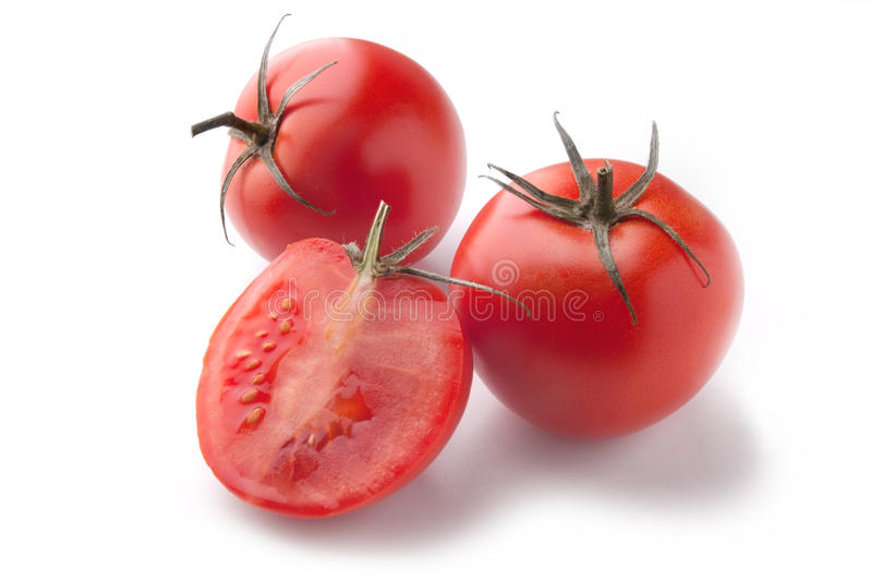 Download Tomatos stock image. Image of bunch, agriculture, arrangement - 11078257