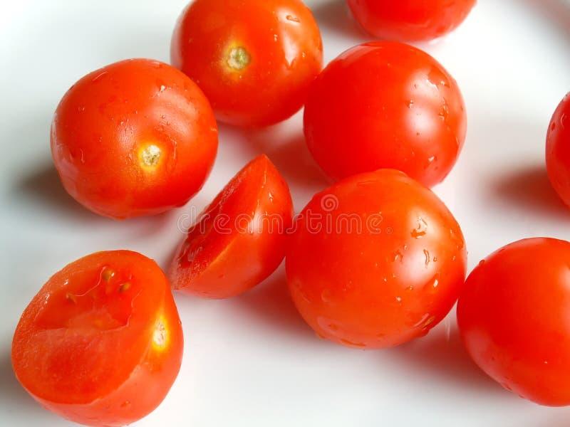 Tomatos Royalty Free Stock Photos