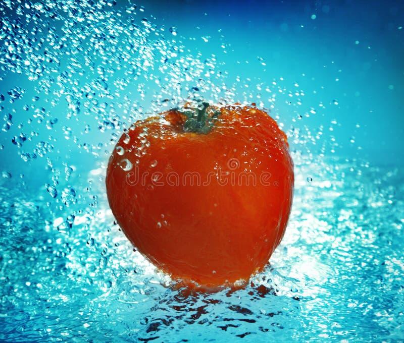 tomatvatten arkivfoto