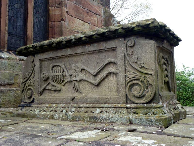Tomb stock photography