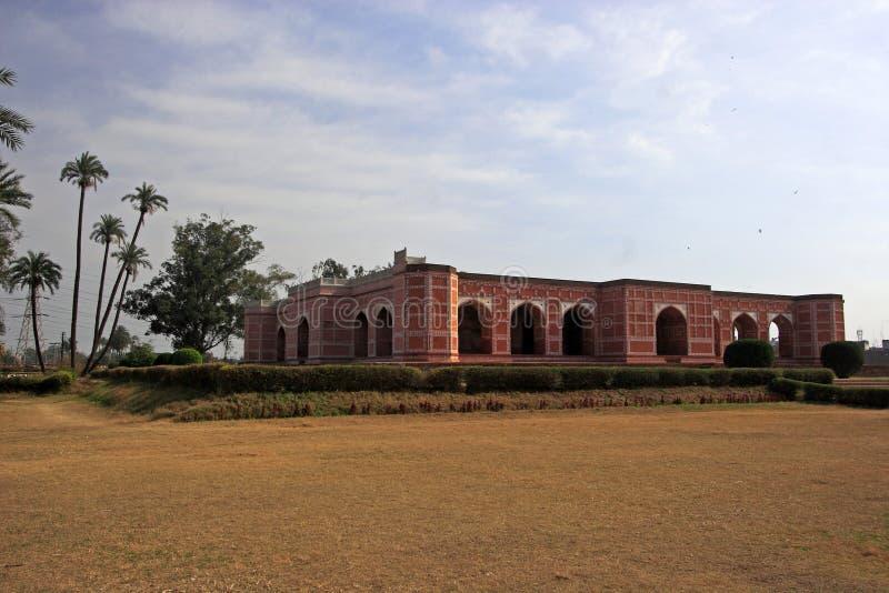 Tomb of Noor jehan royalty free stock image