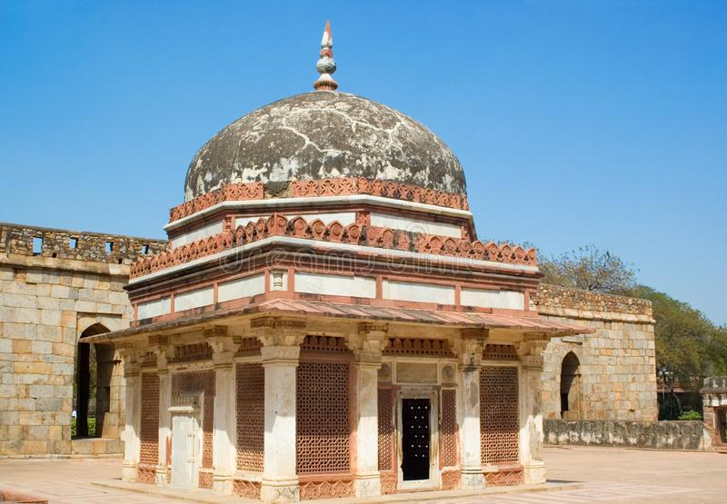 Download Tomb in qutub minar stock image. Image of historic, monument - 4086229