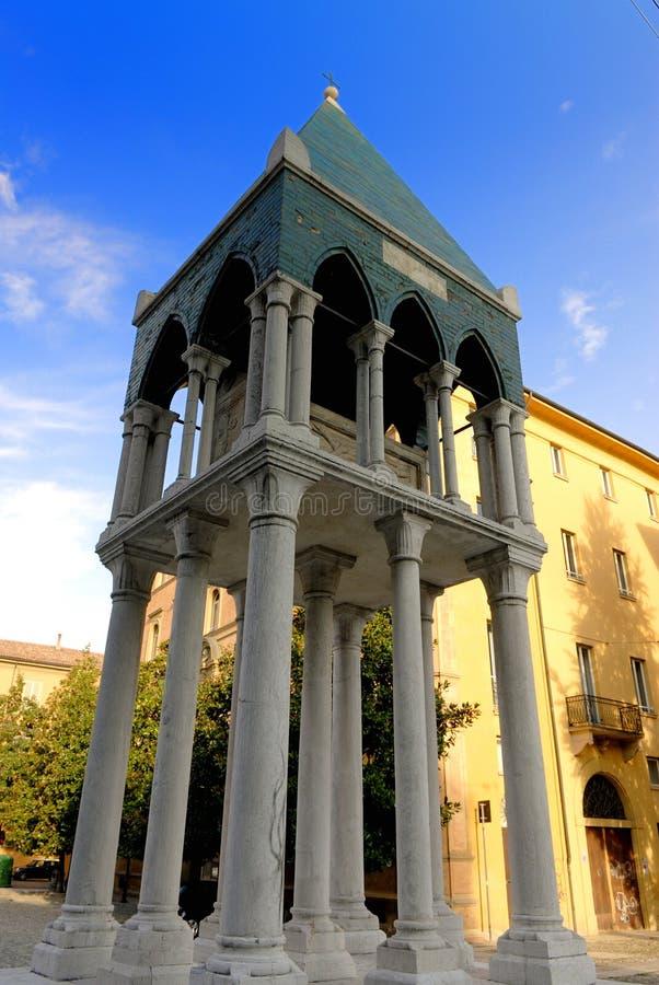 Download Tomb Of Ronaldino De Passeri, Bologna, Italy Stock Image - Image: 1338829