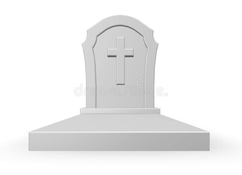 Tomb Stone Royalty Free Stock Photography