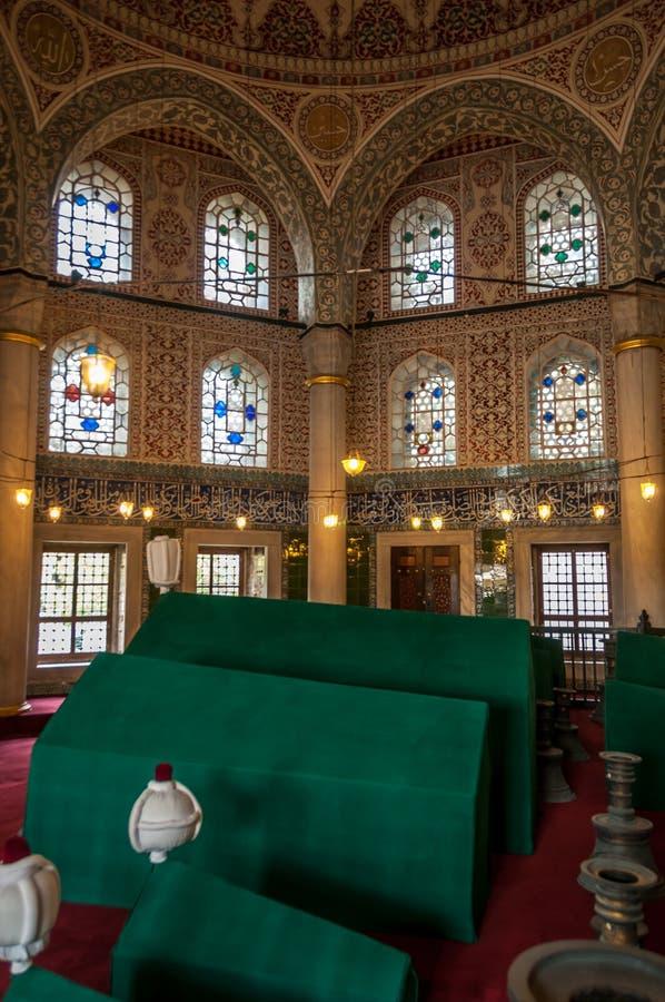 Download Tomb of Sultan Mehmet III stock image. Image of traveling - 35377153