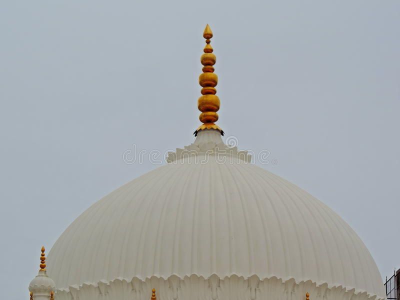 Tomb in Surat. Seven religious heads of the Dawoodi Bohra community have been laid to rest in this tomb situated in Surat, India. Thousands of Dawoodi Bohra stock image