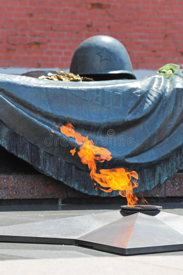 Tomb Of The Unknown Soldier Royalty Free Stock Images