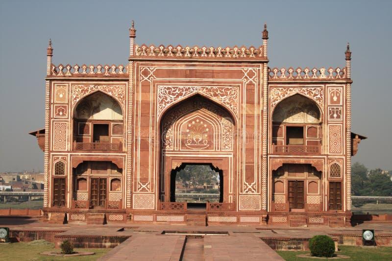 Tomba del Itmad-ud-Daulah immagini stock