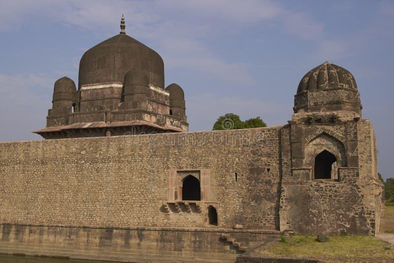 Tomba del ` s di Darya Khan in Mandu, India immagine stock libera da diritti
