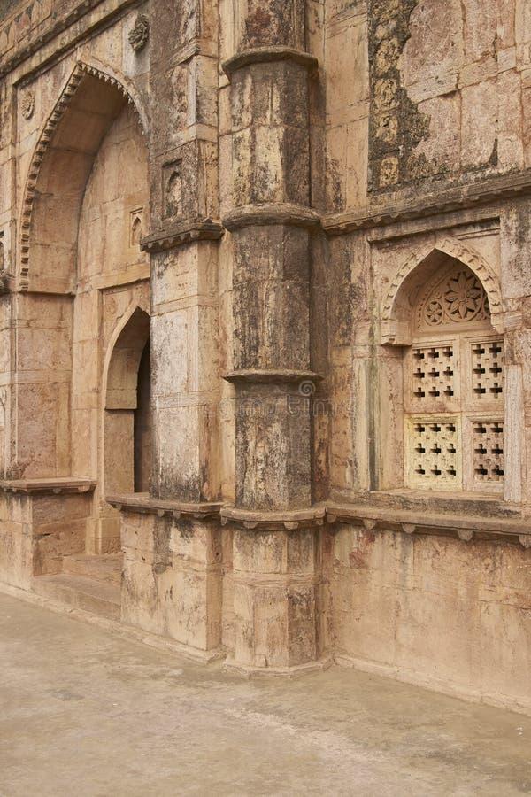 Tomba del ` s di Darya Khan in Mandu, India fotografia stock
