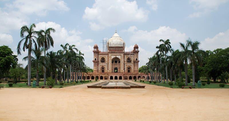 Tomba del Safdarjung, Nuova Delhi immagini stock