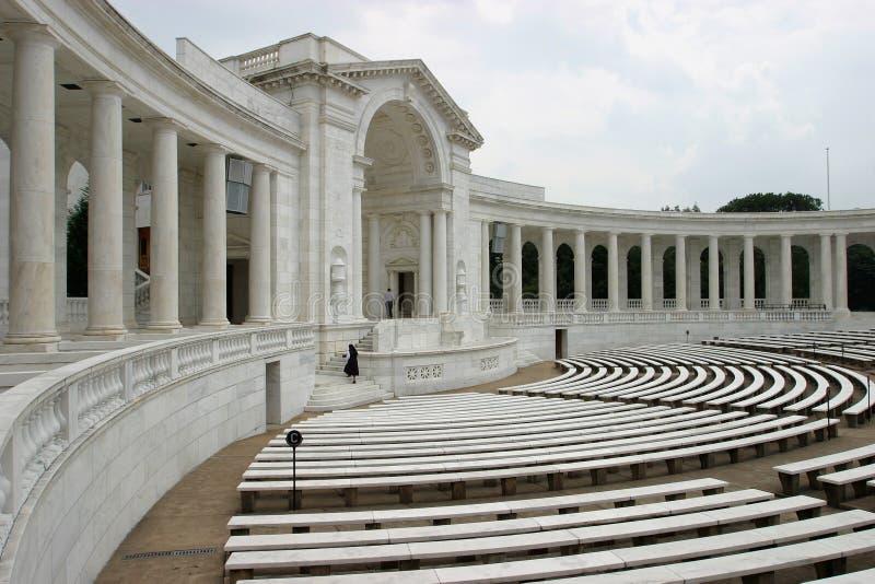 Tomba Del Soldato Sconosciuto, Cimitero Di Arlington. Fotografia Stock Libera da Diritti