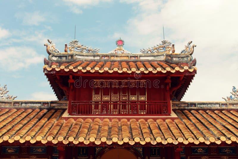 Tomba di un imperatore fotografia stock libera da diritti