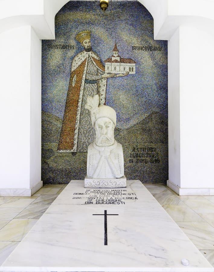 Tombe de seigneur, la Transylvanie, Roumanie images stock
