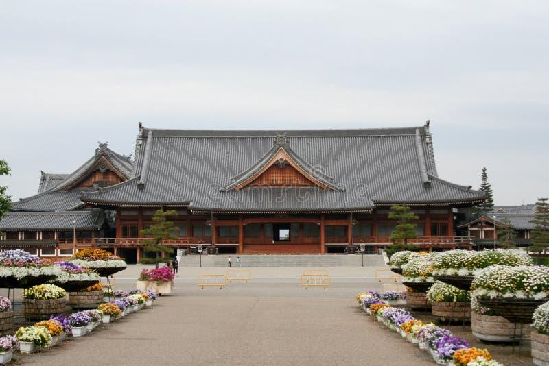 Tombeau à Nara image libre de droits