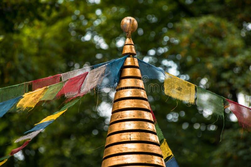 Tombeau bouddhiste image libre de droits