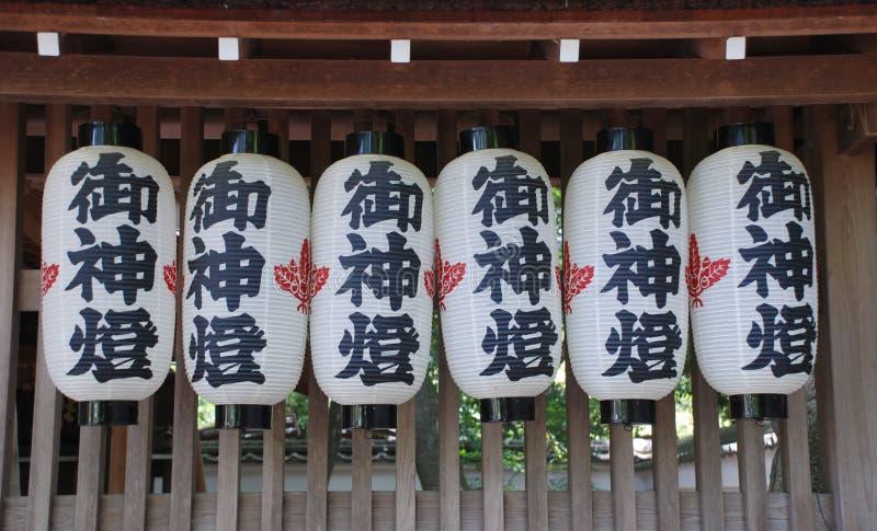 tombeau d'extérieur de lanternes photographie stock