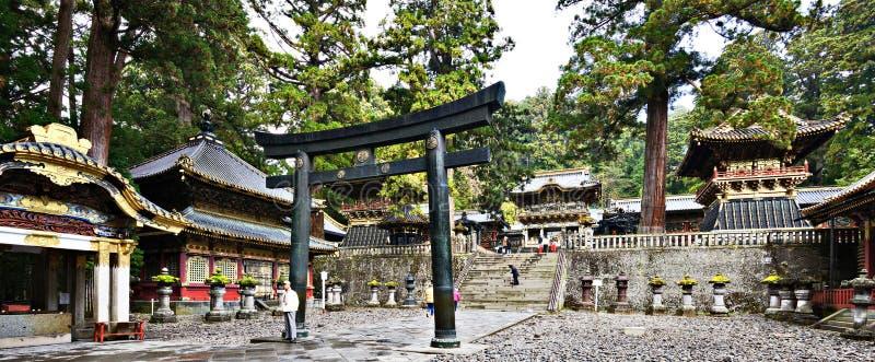 Tombeau d'Oshogu photo stock
