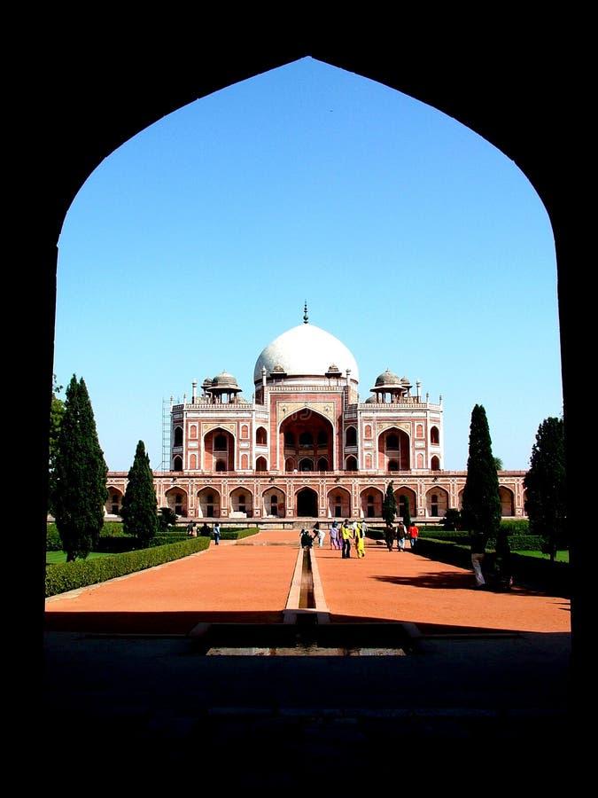 Download Tombeau De Humayuns, La Nouvelle Delhi Image stock - Image du inde, tombeau: 81169