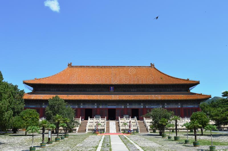 Tombeaux de Ming photos stock
