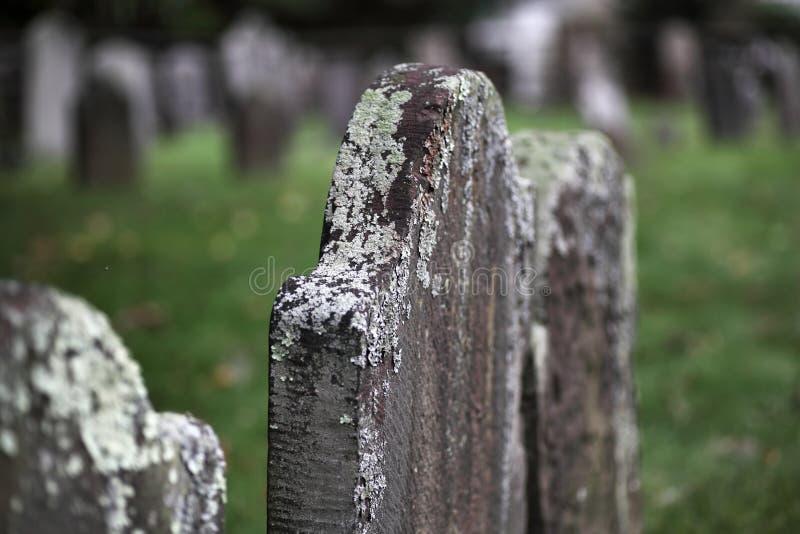 Tombes Photo libre de droits