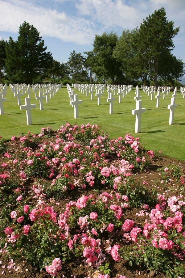 Tombes de guerre photos stock
