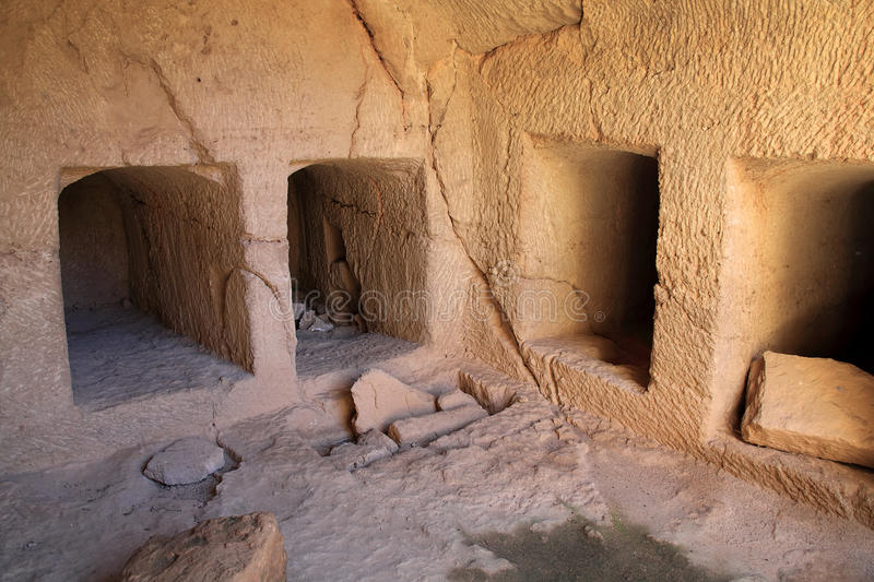 Download Tombs Of The Kings, Paphos, Cyprus Stock Image - Image: 32603871