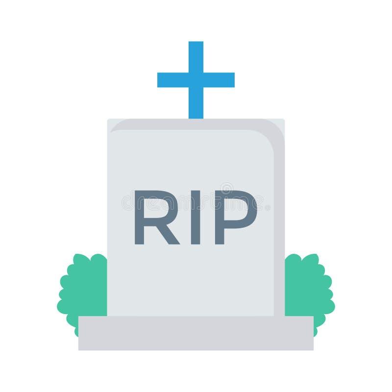 tombstone ilustração royalty free
