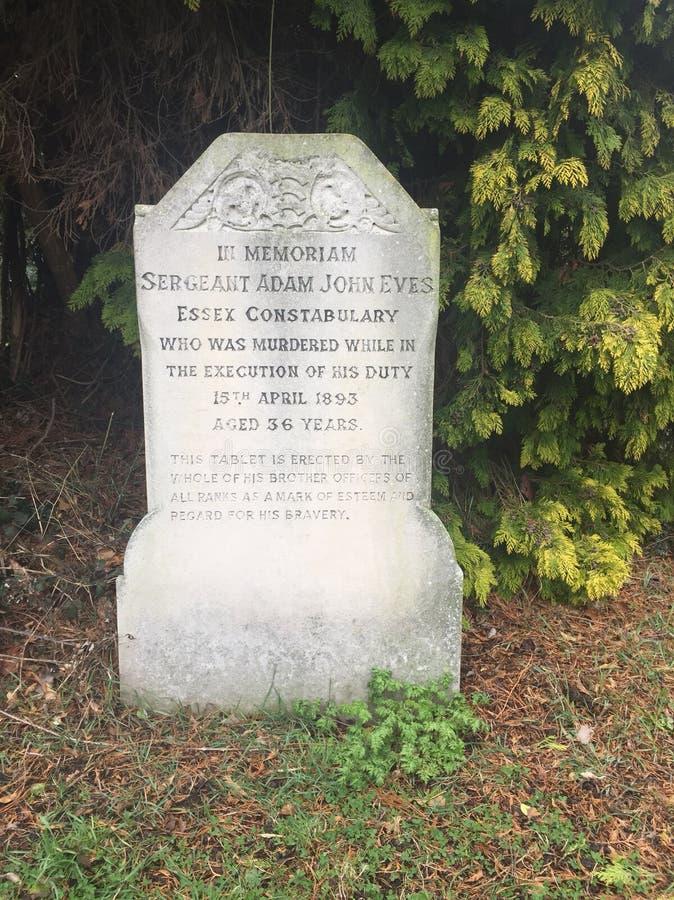tombstone arkivfoto