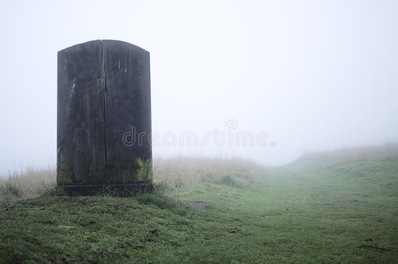 Download Tombstone stock image. Image of monument, hill, blank - 21936269