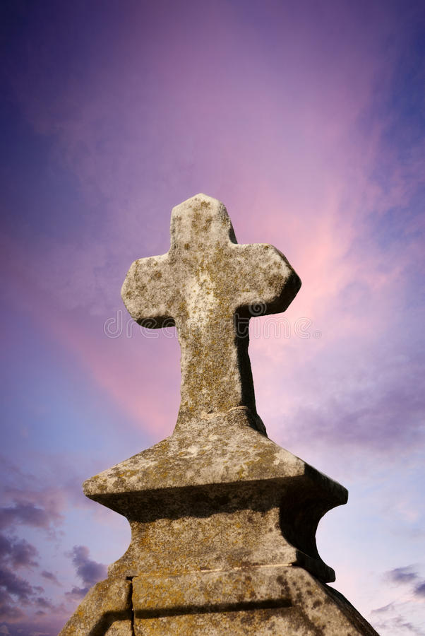 Download Tombstone stock photo. Image of praying, site, guardian - 23812006